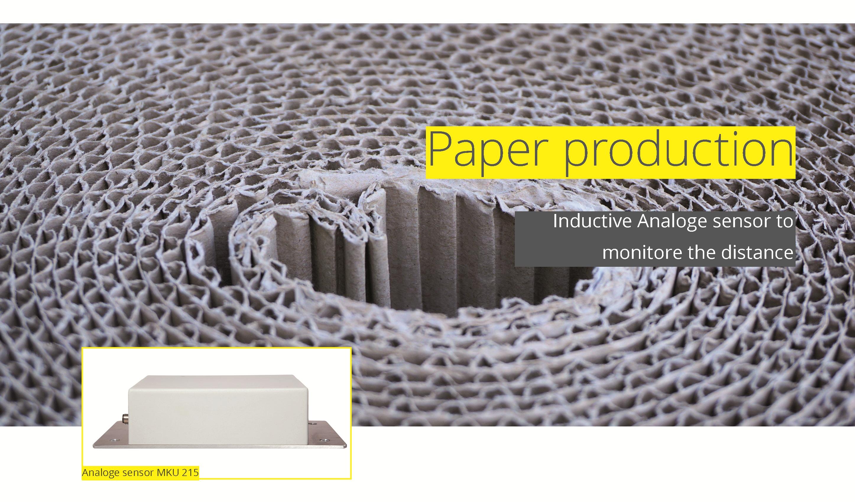 Paper production Proxitron